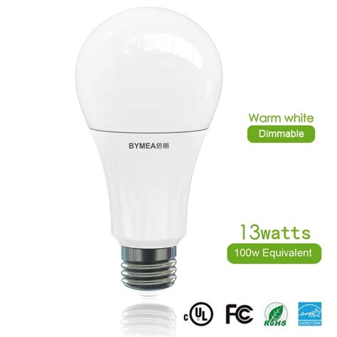Best Led Light Bulb Best Price Dimmable Led Light Bulbs 100w Equivalent A21 13w 120v E26 Ul Energy Listed