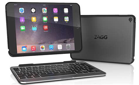 zagg announces  keyboard cases  ipad pro mac rumors