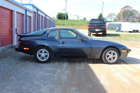 porsche 944 blue 1987 porsche 944s project nautic blue rennlist