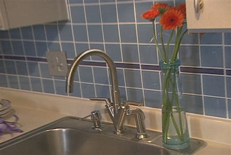installing kitchen tile backsplash how to install a tile backsplash in the bathroom apps