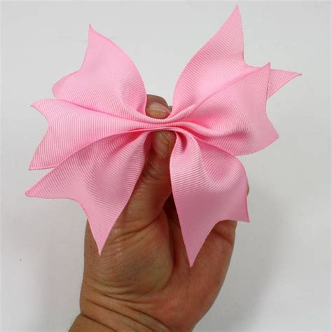 best bow making tutorial 1576 best hair bows and ribbon sculptures images on hairbows crowns and hair