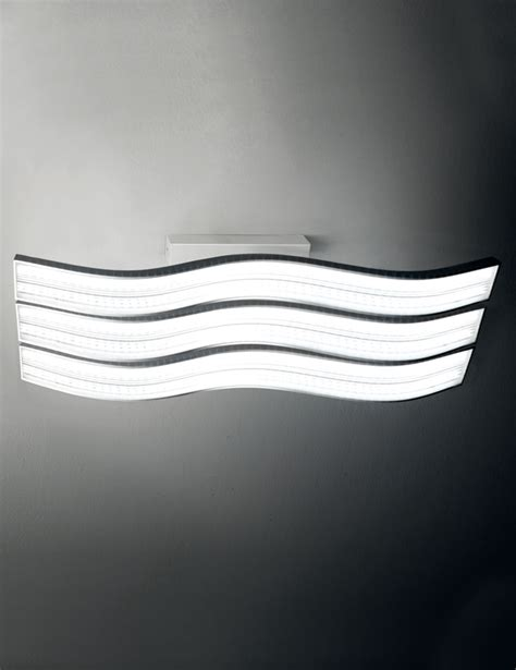 plafoniera led soffitto plafoniera a led 3 illuminazione design micron