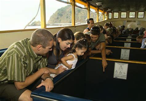 glass bottom boat on catalina island catalina island glass bottom boat tour visit catalina island