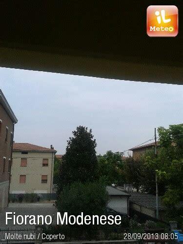 fiorano modenese meteo foto meteo fiorano modenese fiorano modenese ore 8 05