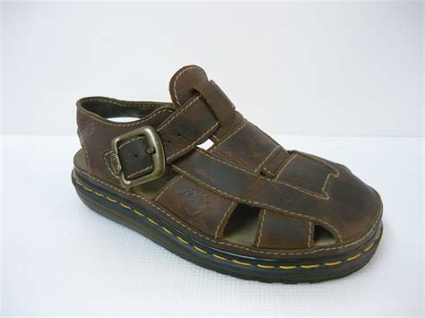 doc marten fisherman sandals dr doc marten 9643 fisherman sandal size us 8 what s