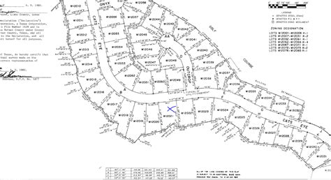plat maps texas oversized residential lot for sale in texas land century