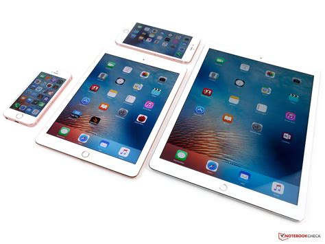 Test Apple iPad Pro 9.7 Tablet   Notebookcheck.com Tests