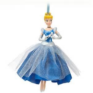 2012 cinderella sketchbook ornament princess doll