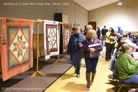 Ohio Quilt Shop by Quilting Cuisine Mini Shop Hop Berlin Ohio In Ohio Amish Country