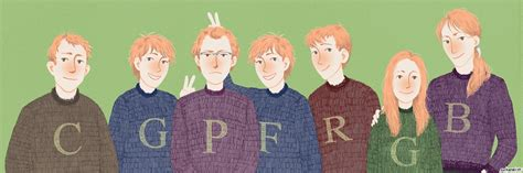 the weasley family by kendrakickz0220 on deviantart the weasleys by xxkaseixx on deviantart