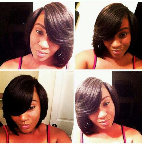 short pre cut weaves 1000 images about bob life on pinterest feathered bob