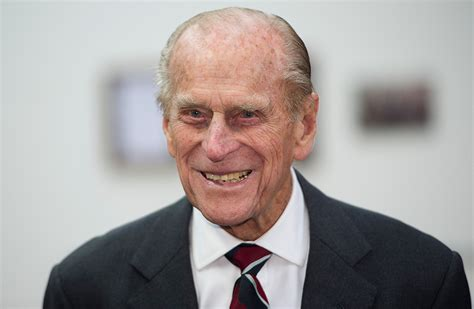 prince philip prince philip receives knight of australia honour photo 1