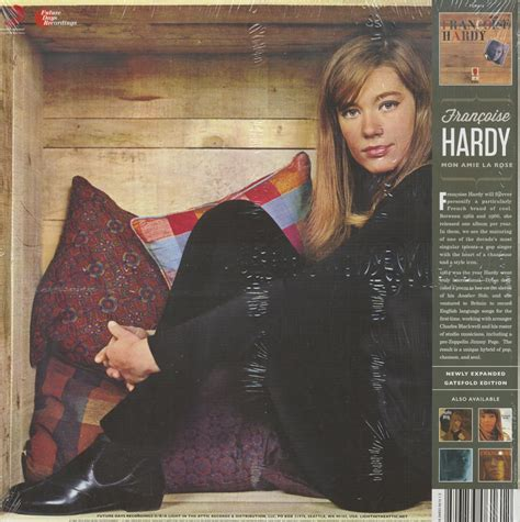 francoise hardy vinyl francoise hardy lp mon amie la lp 180g vinyl