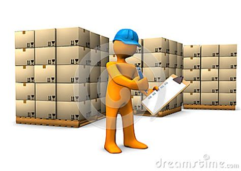 Warehouse With No Background Check Warehouse Check Royalty Free Stock Photo Image 27287305