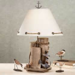 Nautical Theme Lamps - nautical table lamps with awesome design ideas home