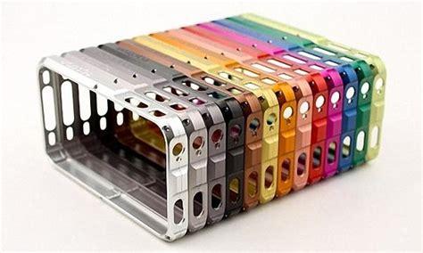 Totu Aluminium Metal Brushed Back Cover Casing Iphone 5c e13ctron s4 customizable iphone 4 aluminum gadgetsin