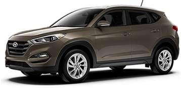 Vanity Height From Floor 2017 Hyundai Tucson Compact Suv Hyundai