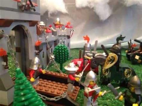 Lego Knights War lego knights battle castle kingdoms