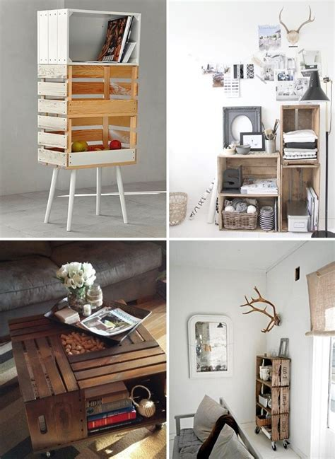 Decorating Ideas Using Wooden Crates Wooden Crates Ideas Wooden Crate Ideas Decorating With