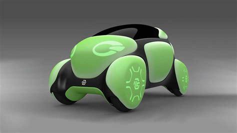 toyoda car toyoda gosei concept has soft rubber exterior pedestrians