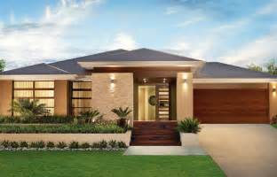 Single Story House by Single Story Modern Home Design Simple Contemporary House