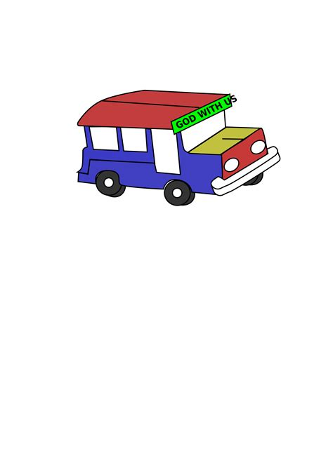 philippines jeepney clipart jeepney clip gallery
