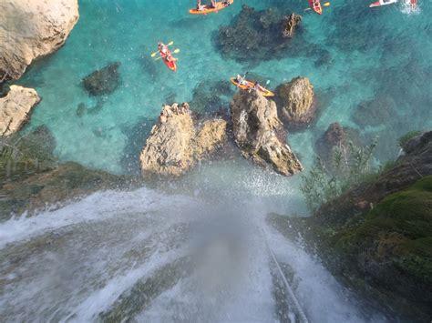 Espeleo Nerja: Cascada Maro