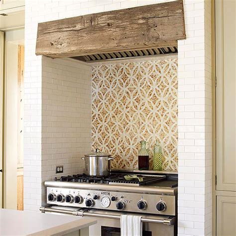 Mirror Murals Walls tile backsplash ideas for behind the range