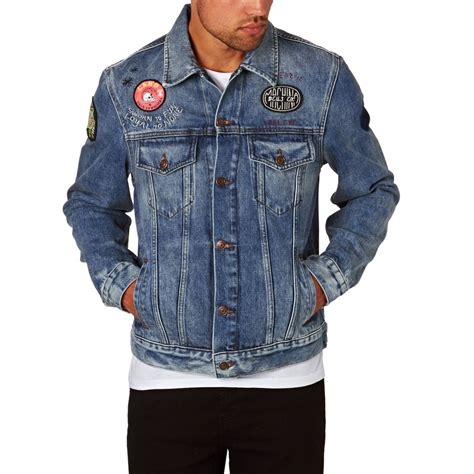 deus ex machina deus ex machina land ronald jacket indigo free uk