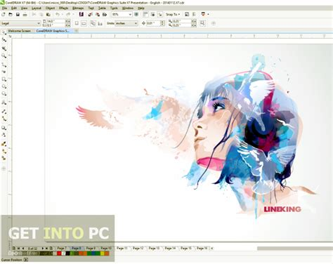 corel draw x7 templates download corel draw 12 free graphics suite