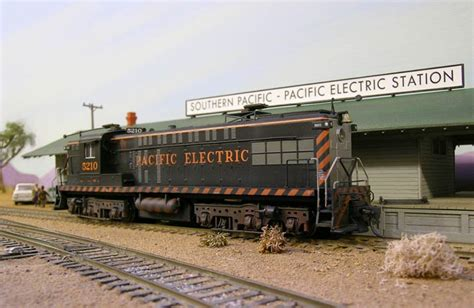 The Electric Railway pacific electric railway modeler