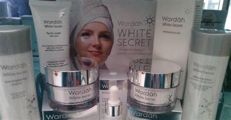 Harga Secret Sepaket daftar harga kosmetik wardah terbaru 1 paket white secret