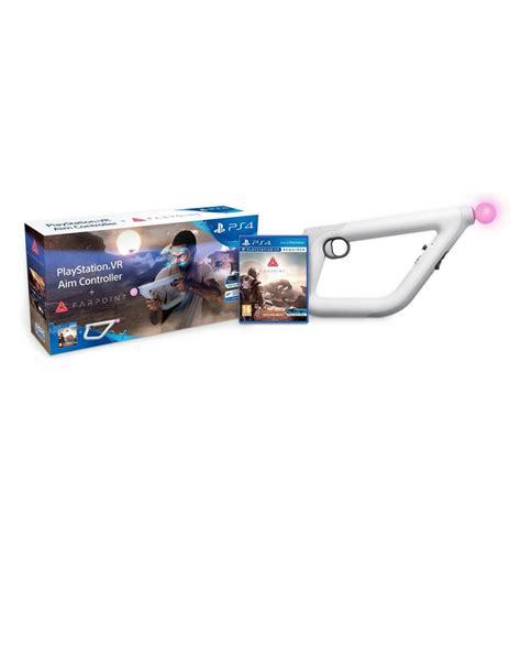 Sony Playstation Vr Ps Vr Psvr sony aim controller playstation vr farpoint psvr