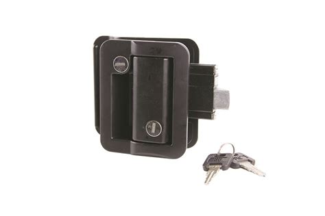 Trailer Door Latch by Replacement Rv Entry Door Latch Kit For Lippert Components