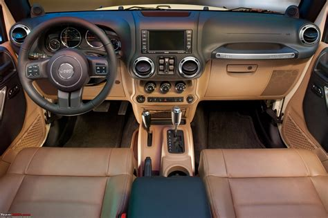 thar jeep interior 2015 mahindra thar facelift a close look page 5 team bhp