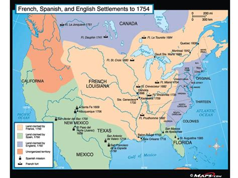 america map before indian war u s history america map before the indian war