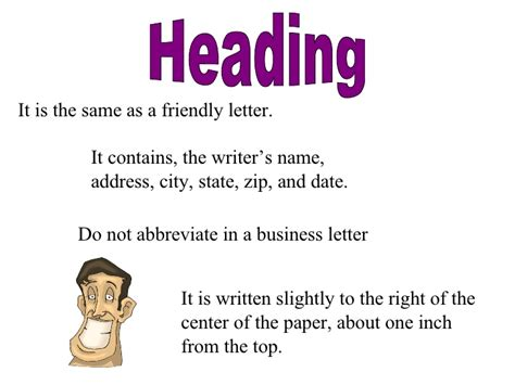 formal letter heading format oyle kalakaari co