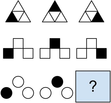 iq pattern test questions harnessing collective creativity to develop an iq test