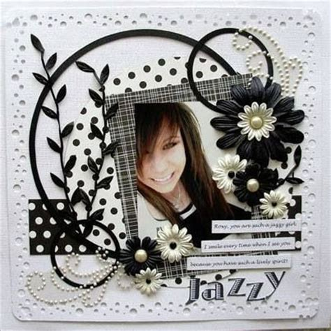 scrapbook layout black and white 13 best images about scrapbook ideas on pinterest heart