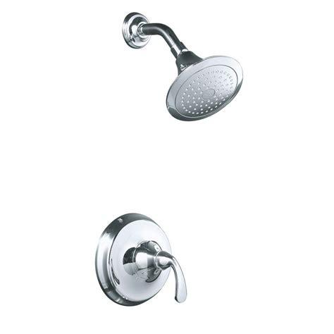Kohler Forte Shower Faucet by Kohler Forte Shower Faucet Trim Only In Polished Chrome K