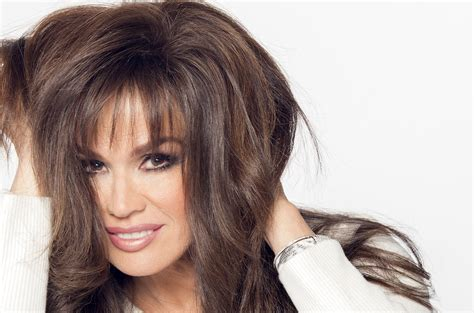 does marie osmond were a hair weav marie osmond on new country album music is medicine