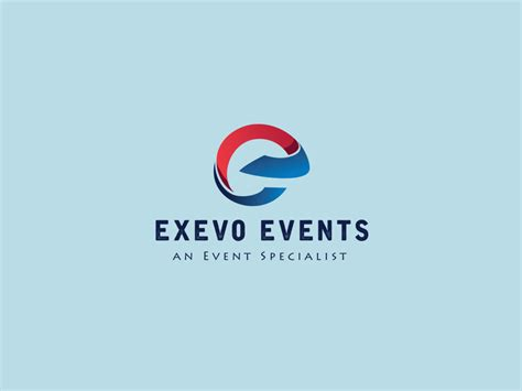 design event management logo corporate identity design for event management