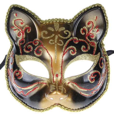 best masquerade party masks christmas fancy dress cat mask mardi gras masquerade in masks from home
