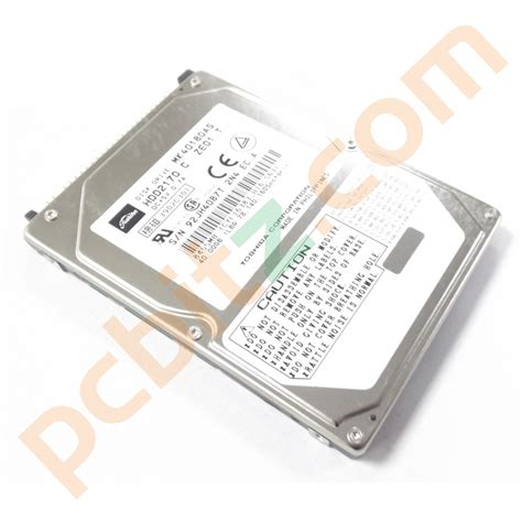 Harddisk Laptop Ide 40gb toshiba mk4018gas 40gb ide 2 5 quot laptop drive