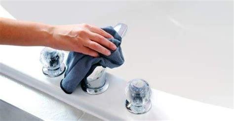calcare rubinetto 10 rimedi anticalcare fai da te