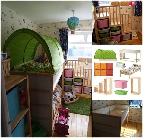 diy bunk bed ideas 10 cool diy bunk bed designs for