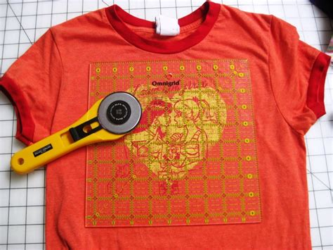 Quilting T Shirt by How To Stabilize T Shirts For T Shirt Quilting 187 New Quilters