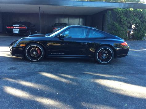 Porsche 911 Gts For Sale by Porsche 911 4 Gts For Sale 2012 Black
