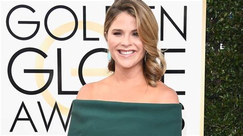 jenna bush make up the craziest moments at the 2017 golden globes