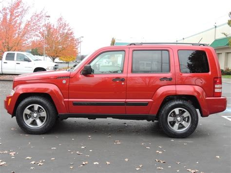 Tires For Jeep Liberty 2008 2008 Jeep Liberty Sport 4x4 6cyl New Tires Excel Cond